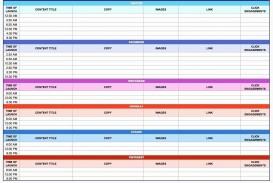 003 Rare Social Media Plan Template High Resolution  Doc Download Marketing Excel