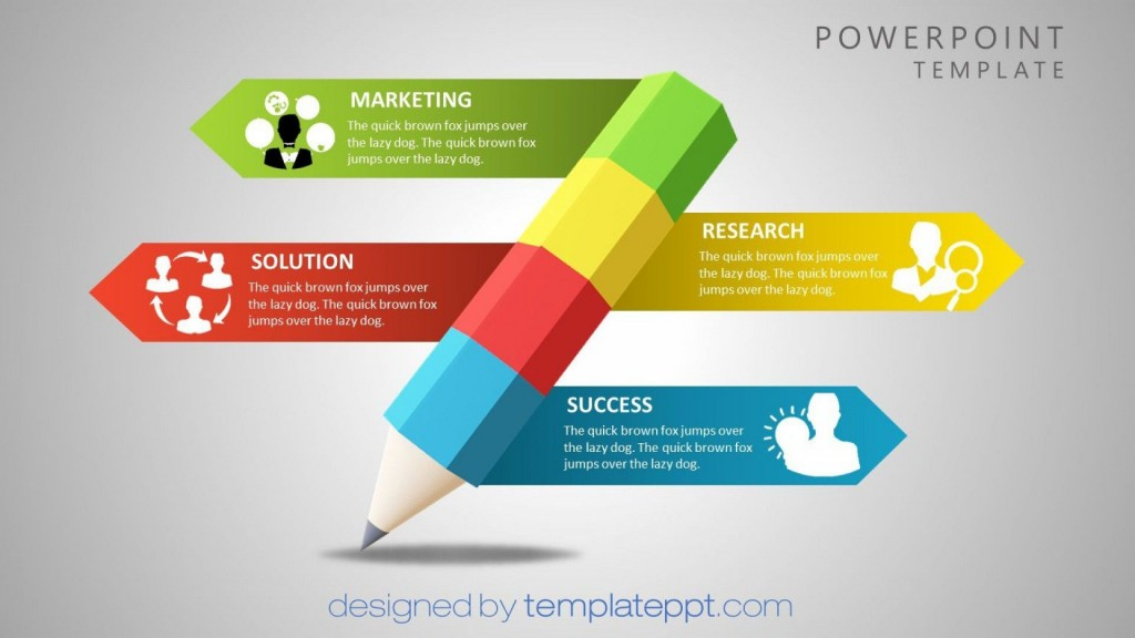 003 Remarkable 3d Animated Powerpoint Template Free Download 2010 Example Large