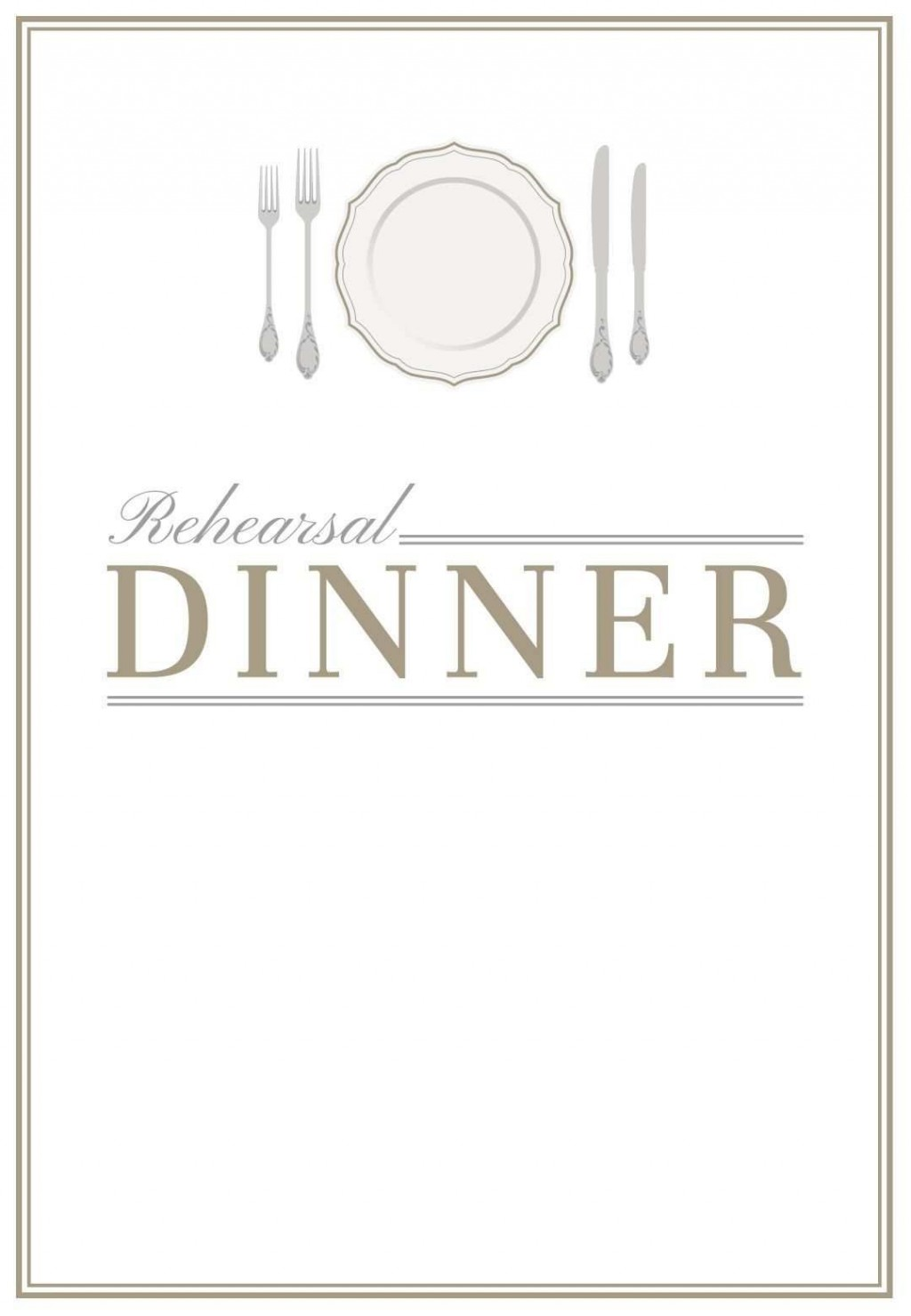 003 Remarkable Free Dinner Invitation Template Picture  Templates Rehearsal Printable Italian ThanksgivingLarge