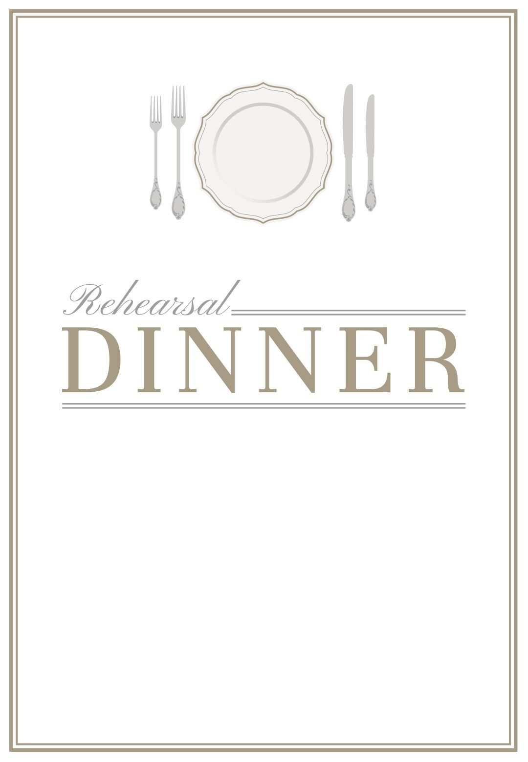 003 Remarkable Free Dinner Invitation Template Picture  Templates Rehearsal Printable Italian ThanksgivingFull