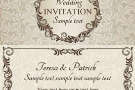 003 Remarkable Free Download Invitation Card Design Example  Birthday Party Blank Wedding Template Software