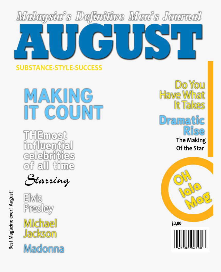 003 Remarkable Free Fake Magazine Cover Template Highest Clarity  TimeFull
