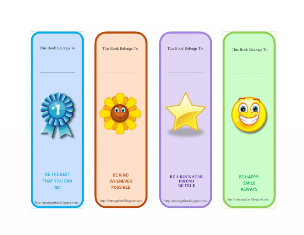 003 Remarkable Free Printable Bookmark Template Example  Templates Download Photo For TeacherLarge