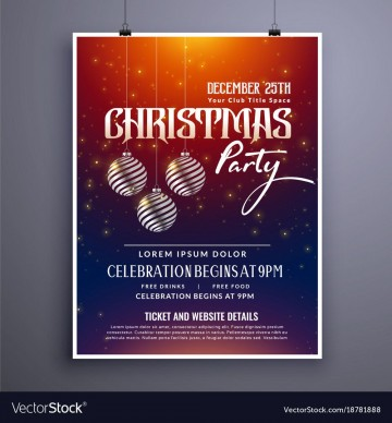 003 Remarkable Holiday Party Invitation Template Free Photo  Elegant Christma Download Dinner Printable Australia360