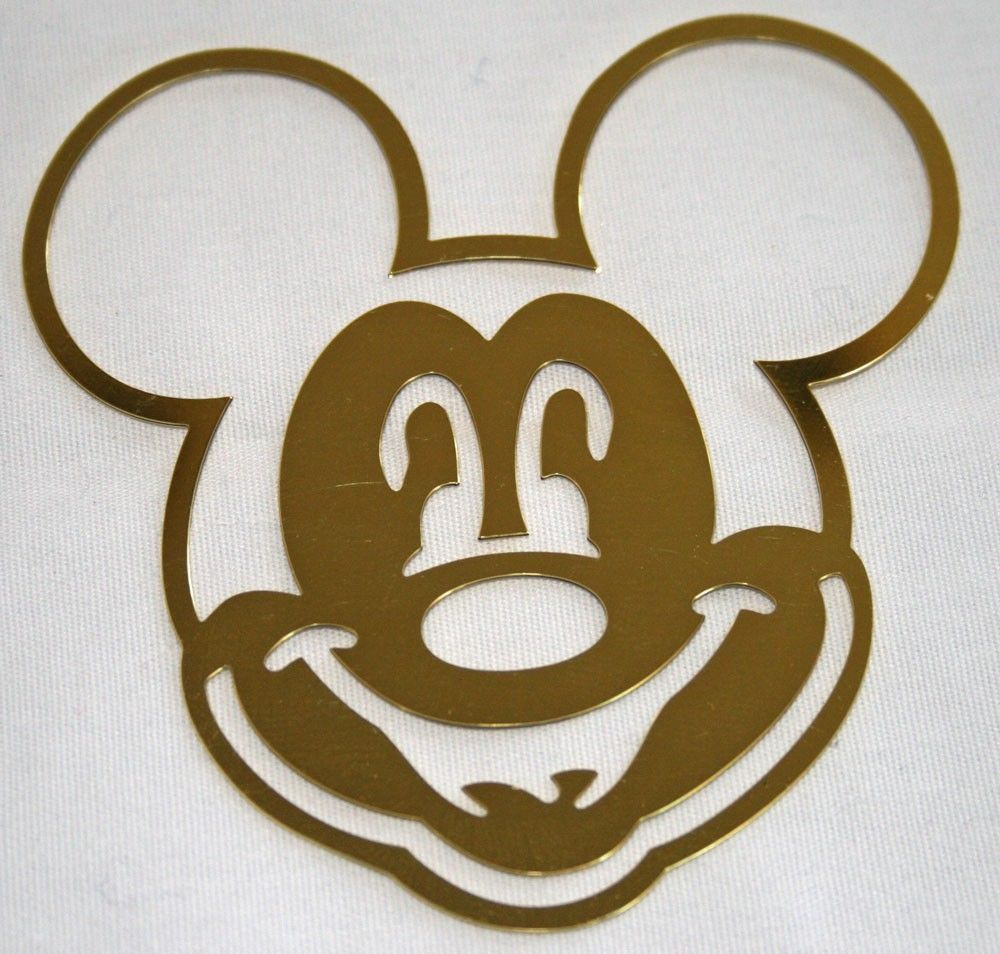 003 Remarkable Mickey Mouse Face Cake Template Printable Photo Full
