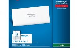 003 Remarkable Microsoft Word Addres Label Template 16 Per Sheet Sample