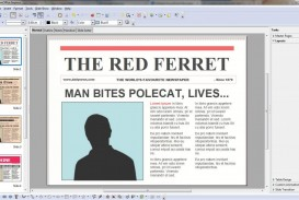 003 Remarkable Microsoft Word Newspaper Template Highest Quality  Vintage Old Fashioned