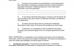003 Remarkable Non Compete Agreement Florida Template Picture