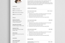 003 Remarkable Resume Template Download Word Inspiration  Cv Free 2019 Example File