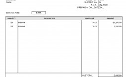 003 Remarkable Sale Invoice Template Excel Download Free High Def