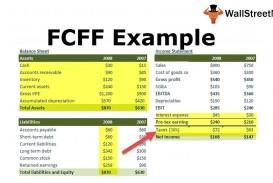 003 Sensational Cash Flow Template Excel Free Sample  Statement Download Format In
