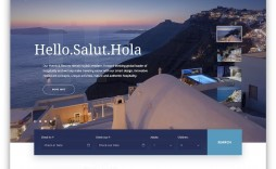 003 Sensational Hotel Website Template Html Free Download Example  With Cs Responsive Jquery And Restaurant
