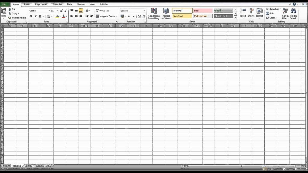 003 Sensational Profit Los Template Excel High Def  Simple Monthly And Statement DownloadLarge