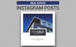 003 Sensational Real Estate Ad Template Photo  Templates Commercial Free Listing Flyer Instagram