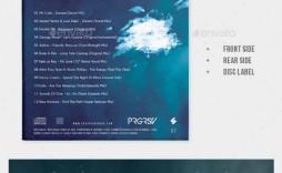 003 Sensational Wedding Cd Cover Design Template Free Download