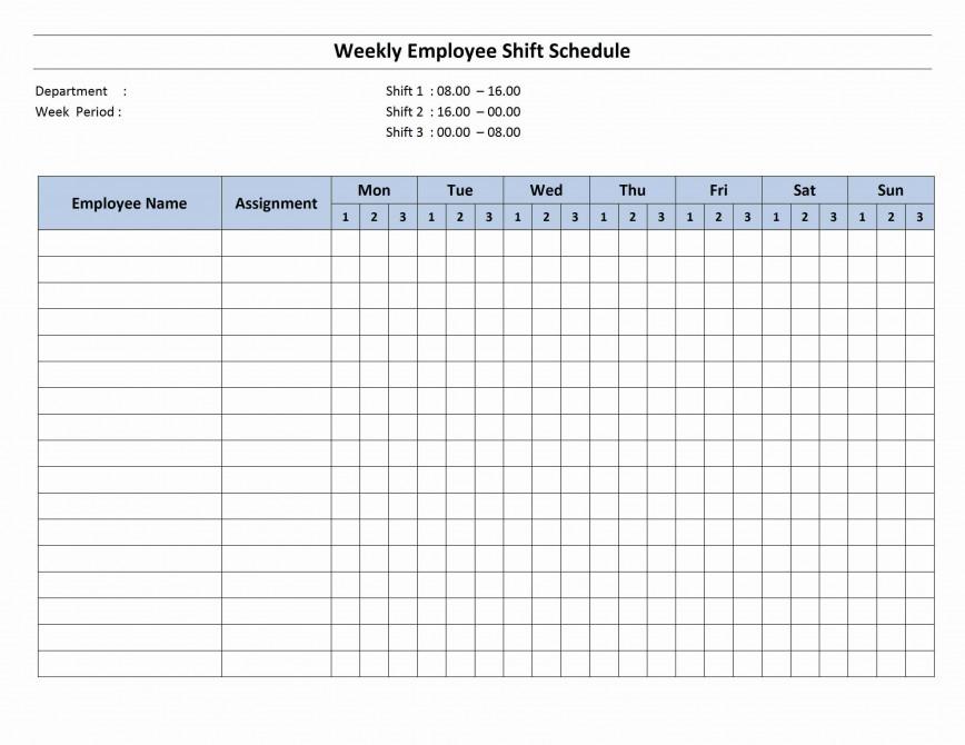 003 Sensational Work Schedule Calendar Template Excel Image 868