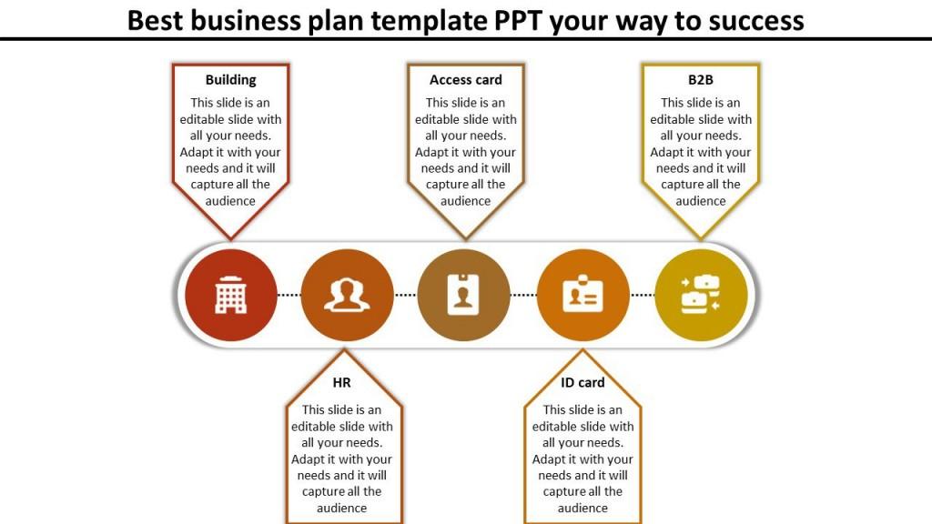 003 Shocking Best Busines Plan Template Highest Quality  Ppt Free DownloadLarge