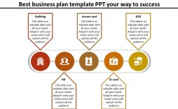 003 Shocking Best Busines Plan Template Highest Quality  Ppt Free Download