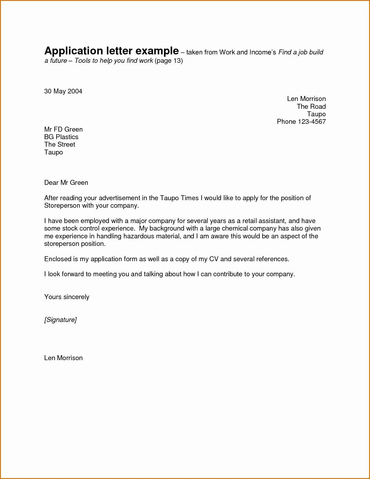 003 Shocking Good Cover Letter Example Download Inspiration  WordFull