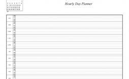 003 Shocking Hourly Schedule Template Word Highest Clarity  Calendar Microsoft Work