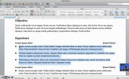 003 Shocking How To Make A Resume Template On Microsoft Word Inspiration  Create Cv/resume In Docx