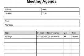 003 Shocking Meeting Agenda Template Word Example  Microsoft Board 2010