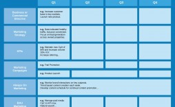 003 Shocking Product Launch Marketing Plan Template Free High Resolution