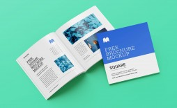 003 Shocking Square Brochure Template Psd Free Download Highest Clarity