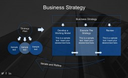 003 Shocking Strategic Planning Ppt Template Free Highest Quality  5 Year Plan One Page Account