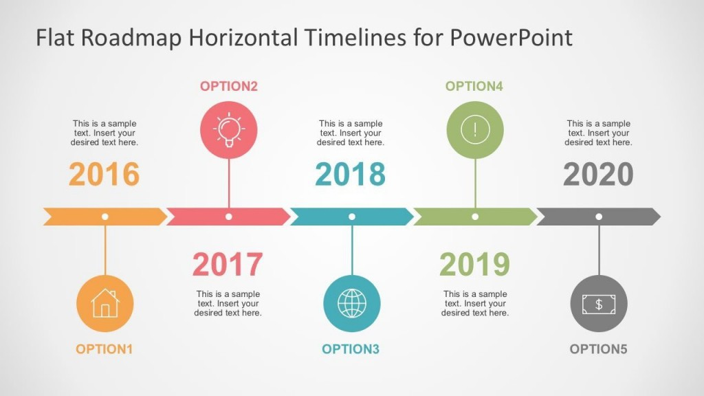003 Shocking Timeline Template Pptx Photo  Powerpoint ProjectLarge