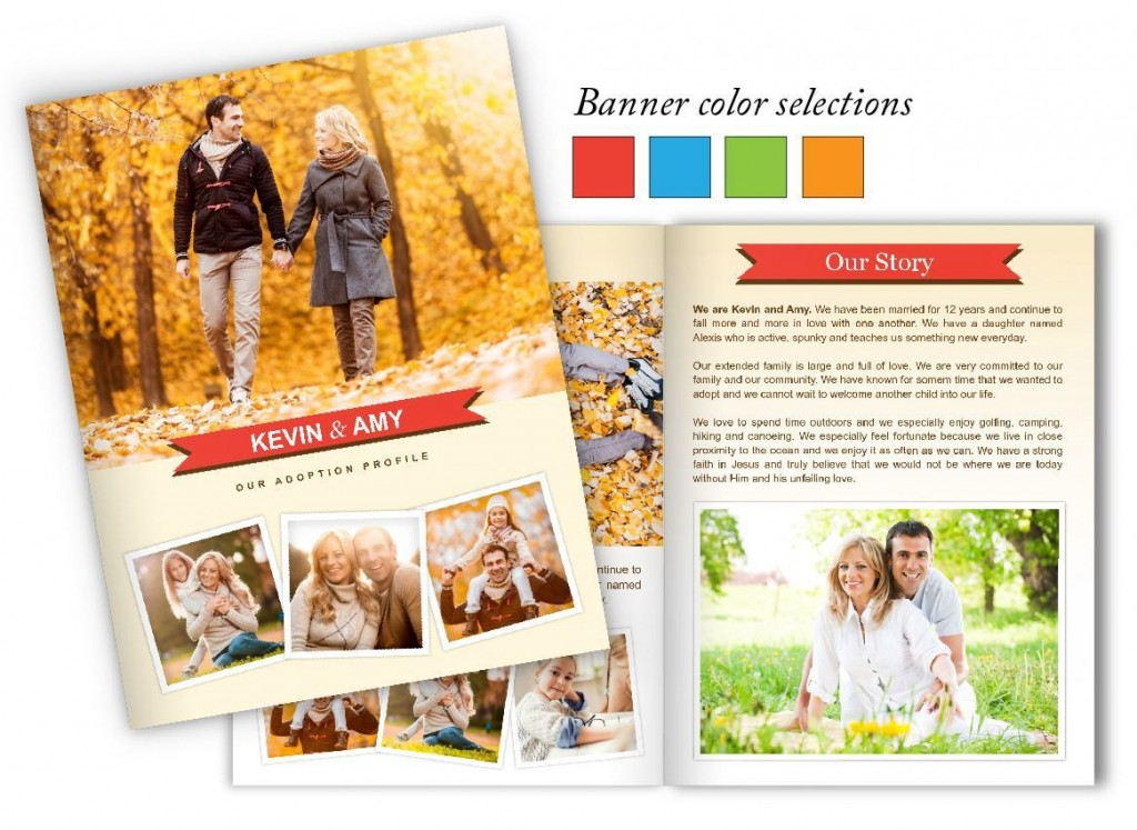003 Simple Family History Book Template Highest Clarity  Sample Writing ALarge