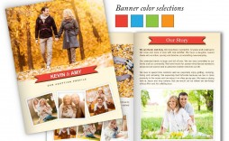 003 Simple Family History Book Template Highest Clarity  Sample Writing A