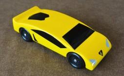 003 Simple Fast Pinewood Derby Car Template Idea  Templates Design Fastest
