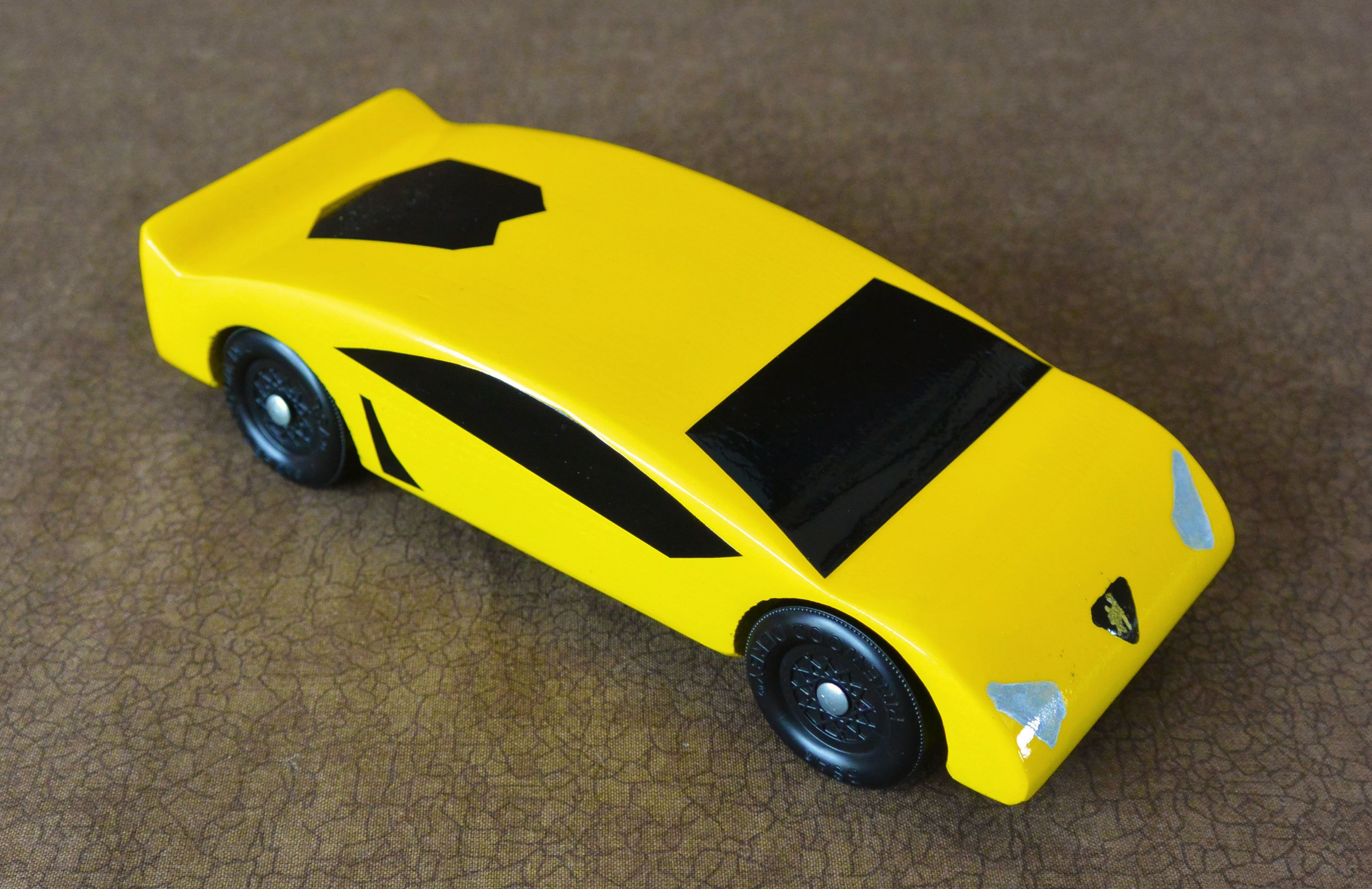 003 Simple Fast Pinewood Derby Car Template Idea  Templates Design FastestFull