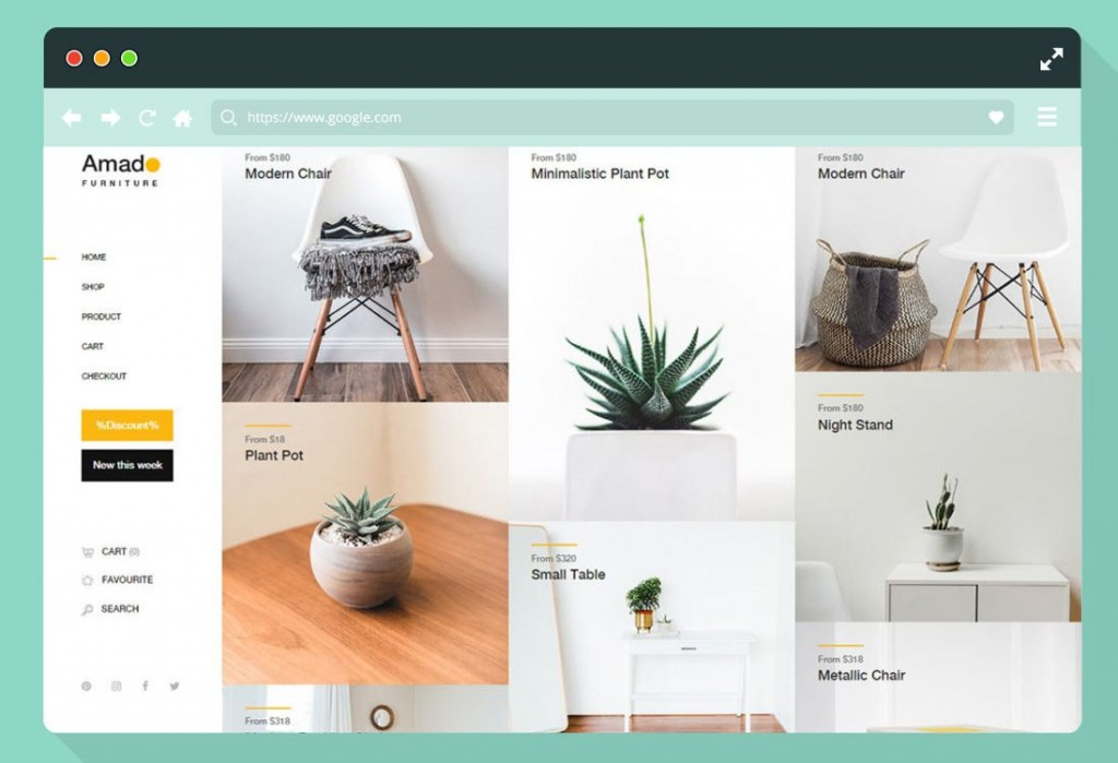 003 Simple Free Professional Web Design Template Picture  Templates Website DownloadLarge