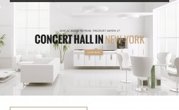 003 Simple Interior Design Website Template Highest Quality  Templates Company Free Download Html