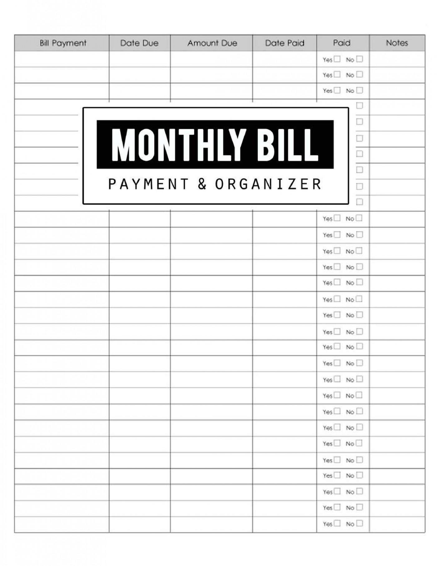 003 Simple Line Item Budget Template Idea 1400