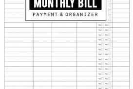 003 Simple Line Item Budget Template Idea