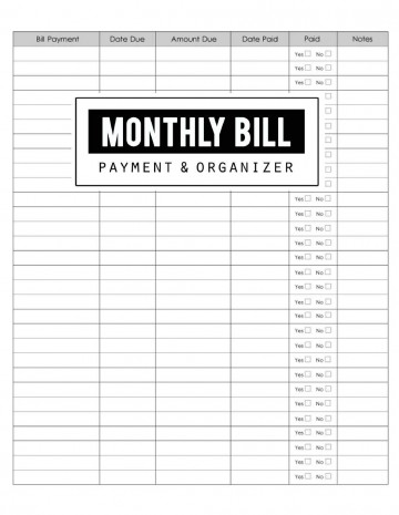 003 Simple Line Item Budget Template Idea 360