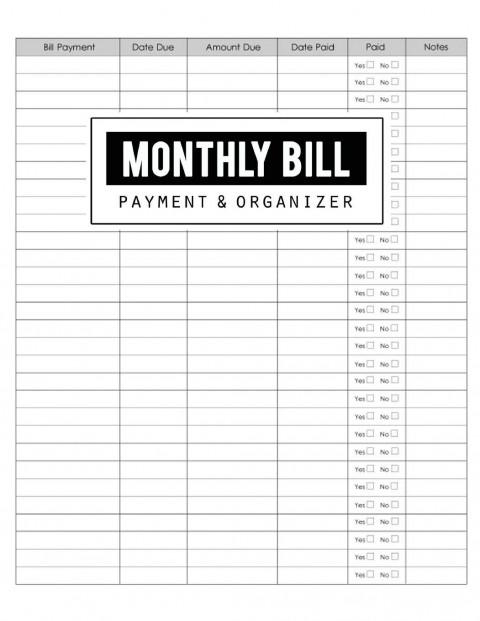 003 Simple Line Item Budget Template Idea 480