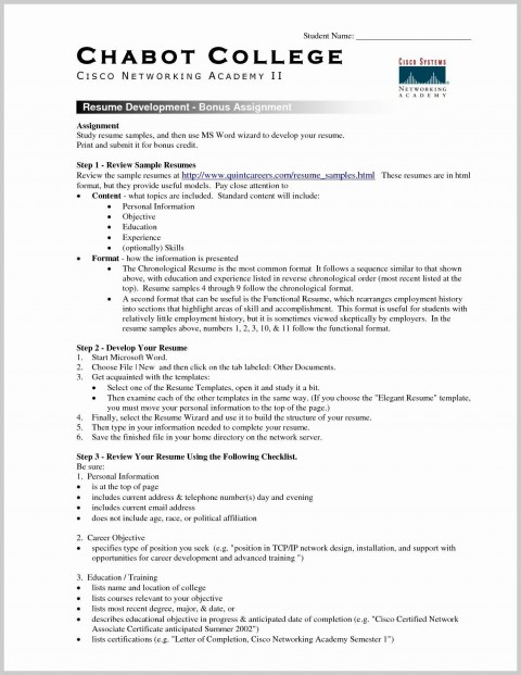 003 Simple Student Resume Template Microsoft Word Photo  Free College Download480