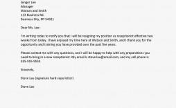003 Singular 2 Week Notice Template Word High Resolution  Free Microsoft