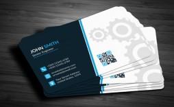 003 Singular Busines Card Template Free Download High Def  Psd File Pdf Ppt