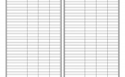003 Singular Free Blank Expense Report Form Highest Quality  Forms Template