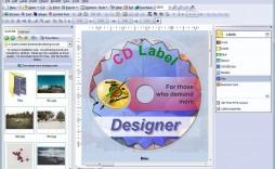 003 Singular Free Label Maker Template For Mac High Def