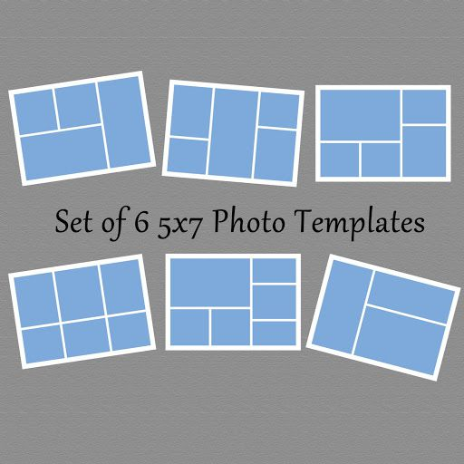 003 Singular Free Photo Collage Template Psd Picture  Heart Shaped DownloadFull