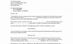 003 Singular Home Offer Letter Template Highest Clarity  Purchase