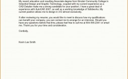 003 Singular Job Application Email Template Idea  Formal For Example Opportunitie Subject