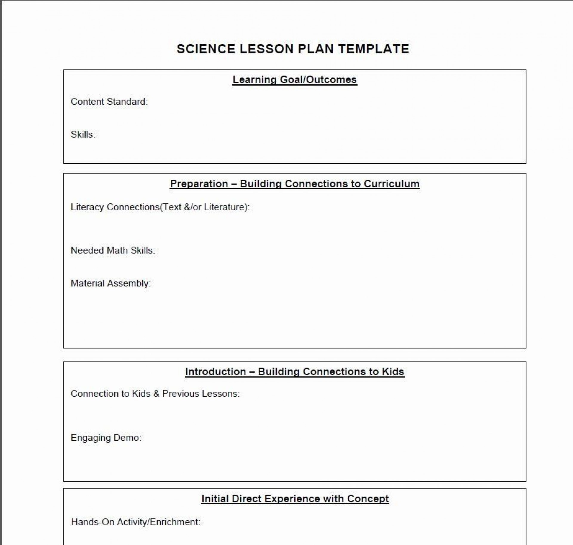 003 Singular Middle School Lesson Plan Template High Def  Art Example For Social Studie1920