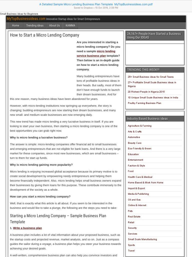 003 Singular Startup Busines Plan Example Doc Concept  SampleFull